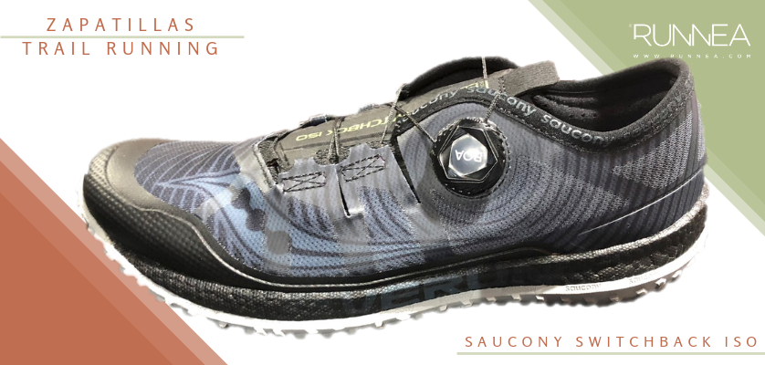 Mejores zapatillas de trail running 2019 - Saucony Switchback ISO