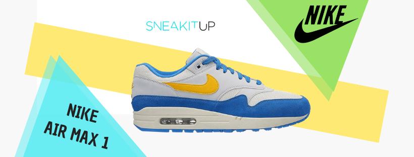 rebajas sneakers Nike Air Max 1