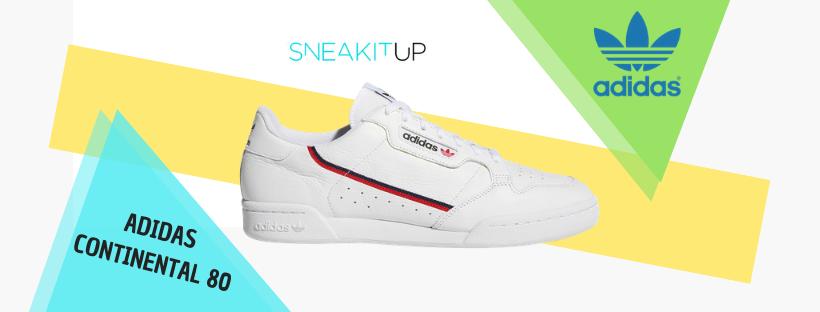 rebajas sneakers Adidas Continental 80