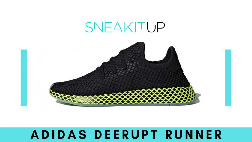 Rebajas sneakers Adidas Deerupt Runner