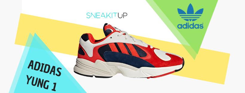 rebajas sneakers Adidas Yung 1