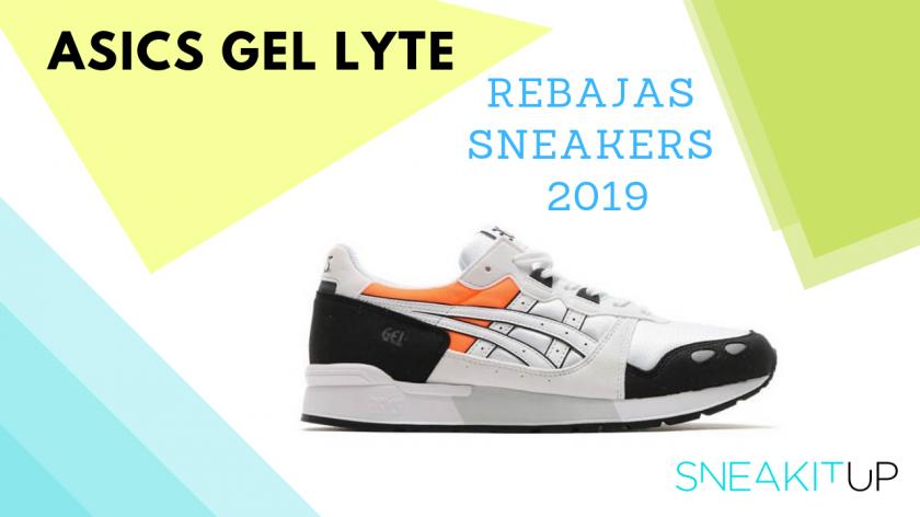 Rebajas sneakers 2019 asics gel lyte