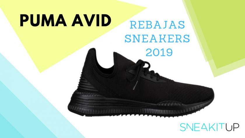 rebajas sneakers 2019 Puma Avid
