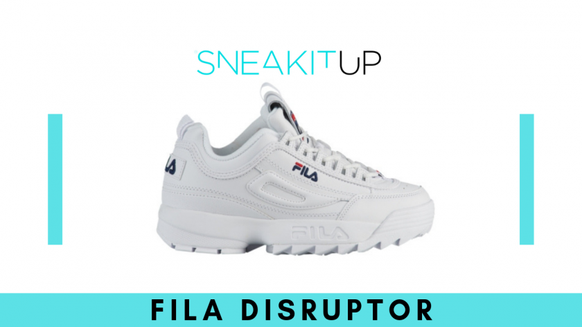 Rebajas sneakers Fila Disruptor