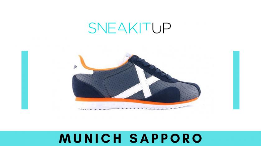 Rebajas sneakers Munich Sapporo