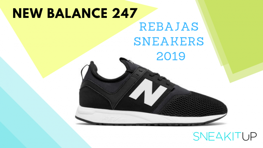 rebajas sneakers 2019 New Balance 247