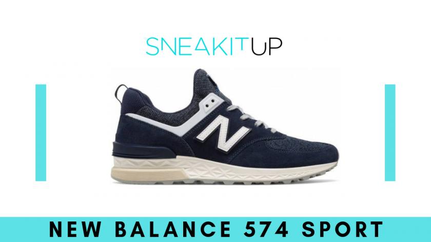 Rebajas sneakers New Balance 574 Sport