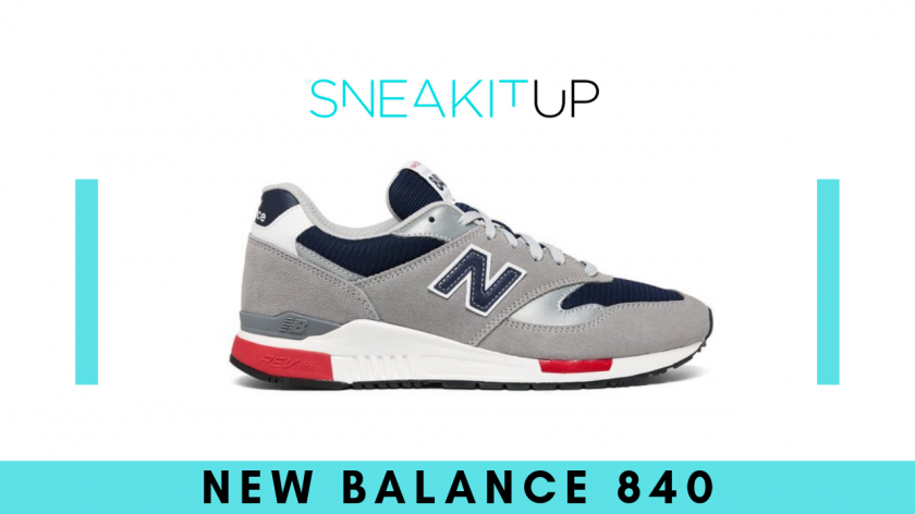Rebajas sneakers New Balance 840