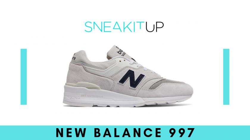 Rebajas sneakers New Balance 997