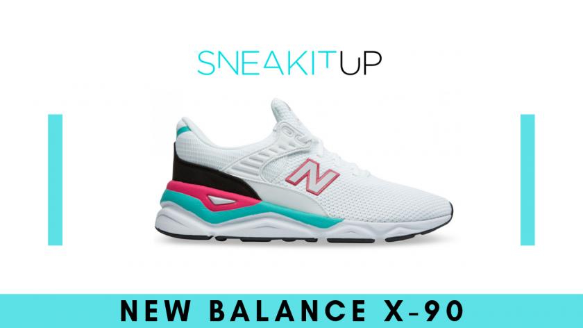 Rebajas sneakers New Balance X-90