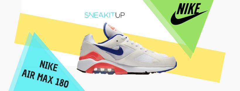 rebajas sneakers Nike Air Max 180