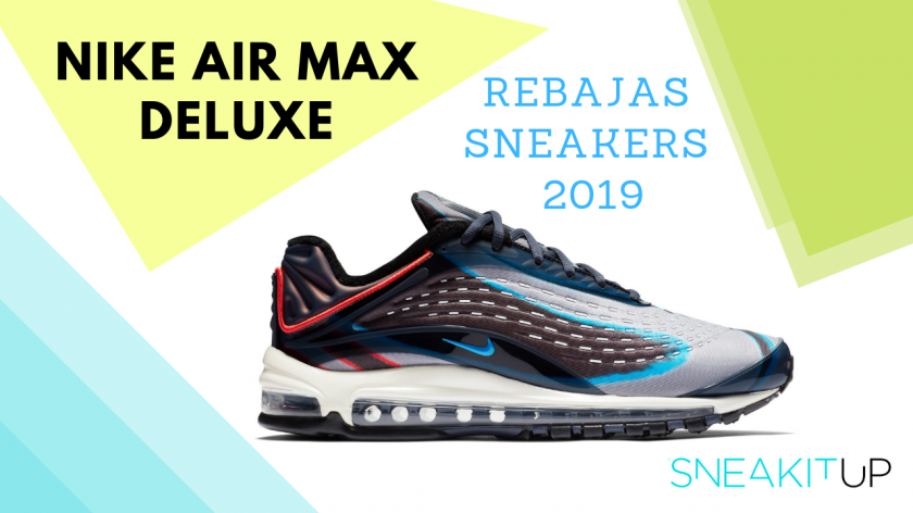 rebajas sneakers 2019 Nike Air Max Deluxe