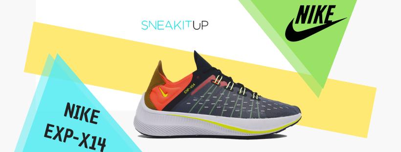rebajas sneakers Nike EXP-X14