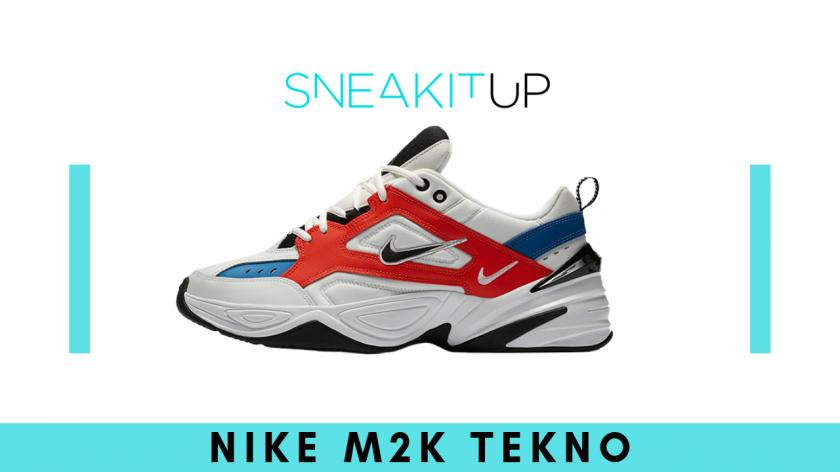 Rebajas sneakers Nike M2K Tekno