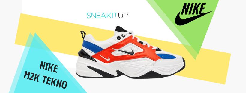 new concept 20f0c e3aad rebajas sneakers Nike M2K Tekno