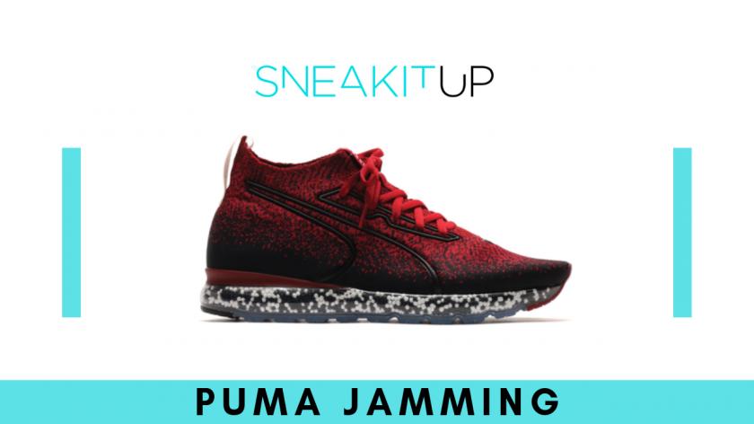 Rebajas sneakers Puma Jamming
