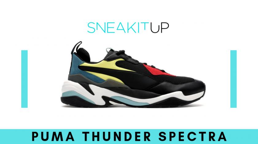 Rebajas sneakers Puma Thunder Spectra