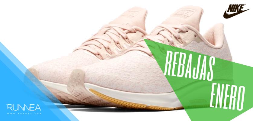 Rebajas en zapatillas de running 2019: Ofertas en tiendas online - Nike