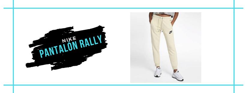 Regalo amigo invisible pantalón Nike Sportswear Rally