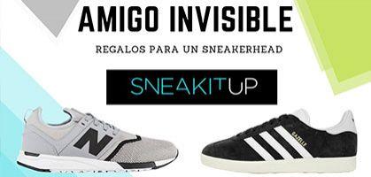Regalos de amigo invisible para un sneakerhead de pies a cabeza