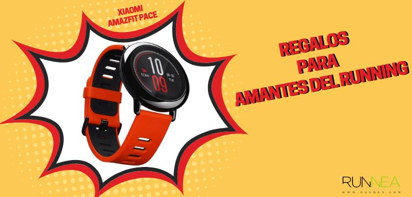 Regalos para amantes del running - Pulsera de actividad Xiaomi Amazfit Pace