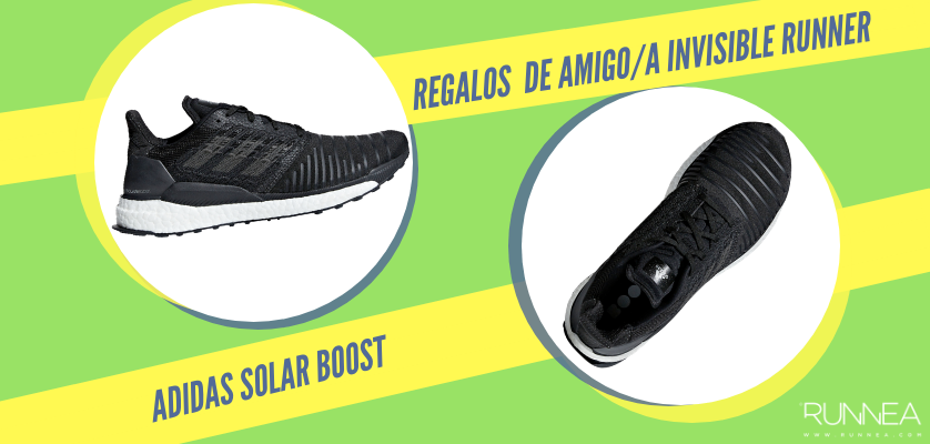Regalos de amigo invisible runner - Adidas Solar Boost