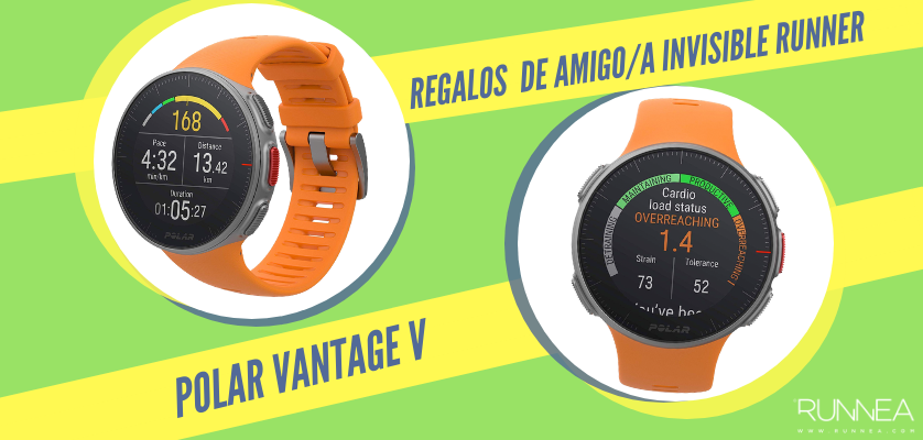 Regalos de amigo invisible runner - Polar Vantage V
