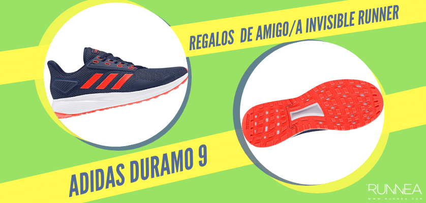 Regalos de Amigo Invisible Runner - Adidas Duramo 9