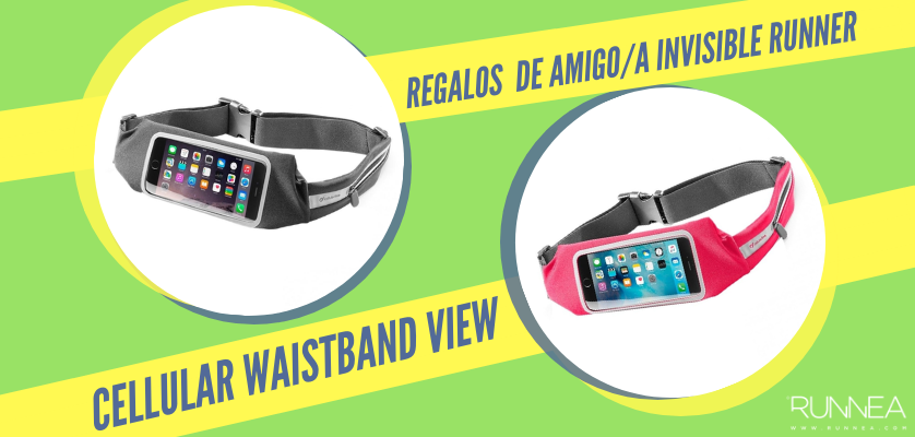 Regalos de Amigo Invisible Runner - Cellular Waistband View