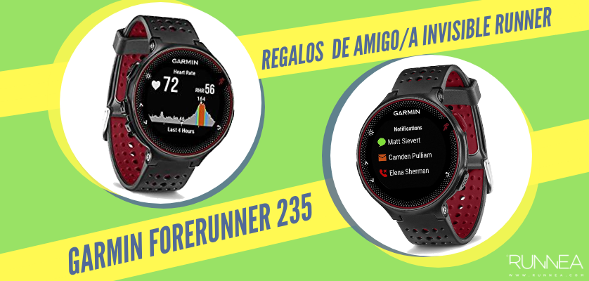 Regalos de Amigo Invisible - Garmin Forerunner 235