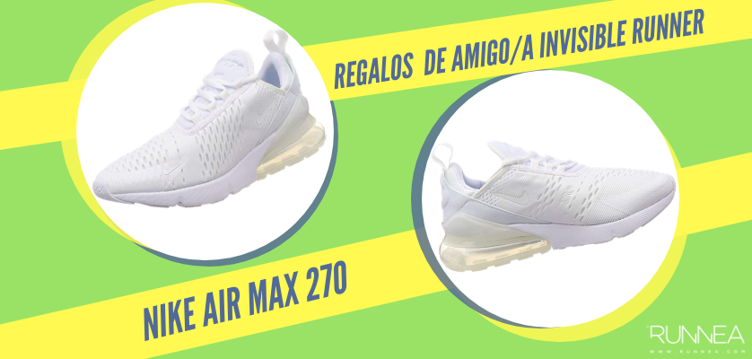 Regalos de Amigo Invisible Runner - Nike Air Max 270