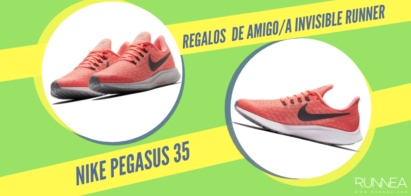 Regalos de Amigo Invisible Runner  - Nike Pegasus 35