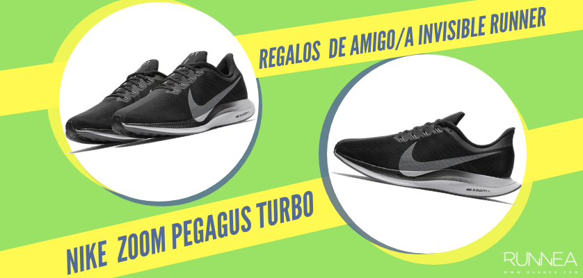 Regalos de amigo invisible runner - Nike Zoom Pegasus Turbo