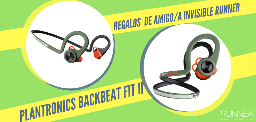 Regalos de Amigo Invisible Runner - Plantronics BackBeat Fit II