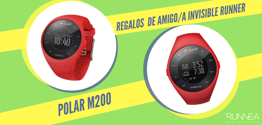 Regalos de Amigo Invisible Runner  - Polar M200