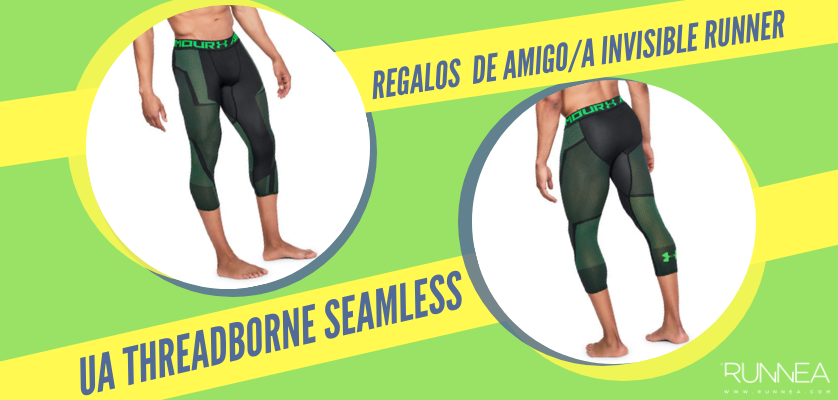 Regalos de Amigo Invisible Runner - Under Armour Threadborne Seamless