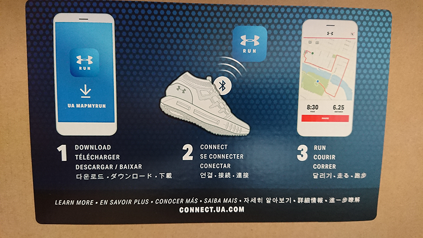 Under Armour HOVR Infinite, conectadas a MapMyRun - foto 5