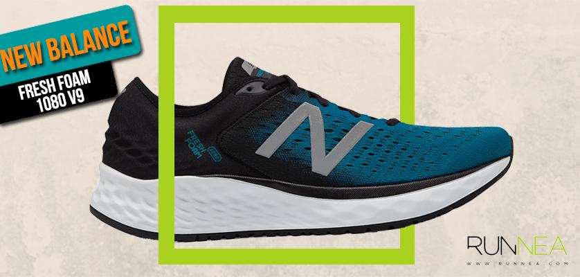 Las mejores zapatillas de running de New Balance 2019
