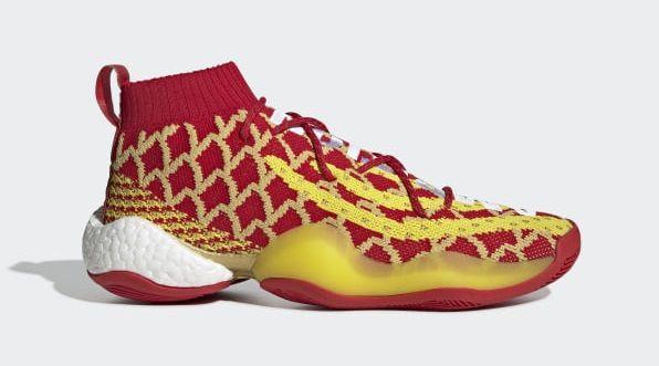 Adidas Crazy x Pharrell Williams año nuevo chino