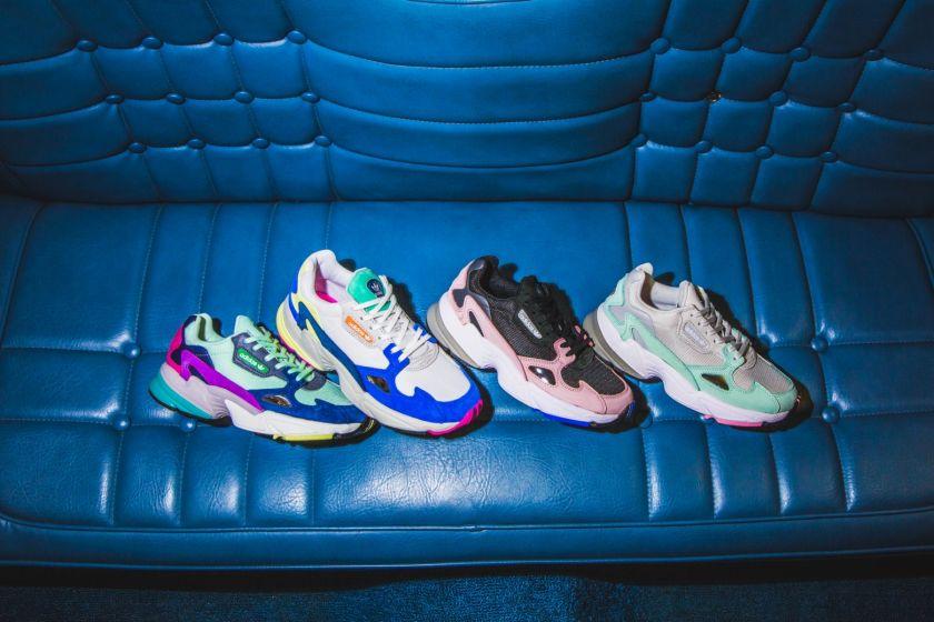 Los mejores colores de las Adidas Falcon