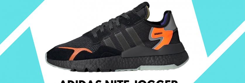 best service 81056 e3b92 Las Adidas Nite Jogger van a ser tendencia en 2019