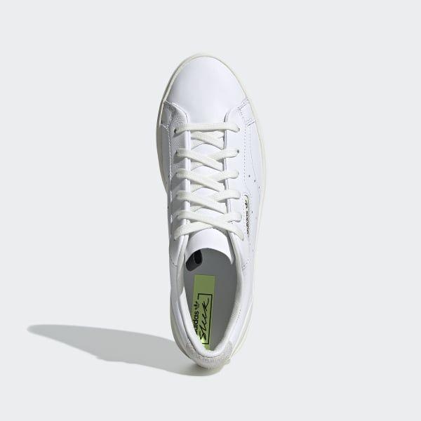 Adidas Sleek upper
