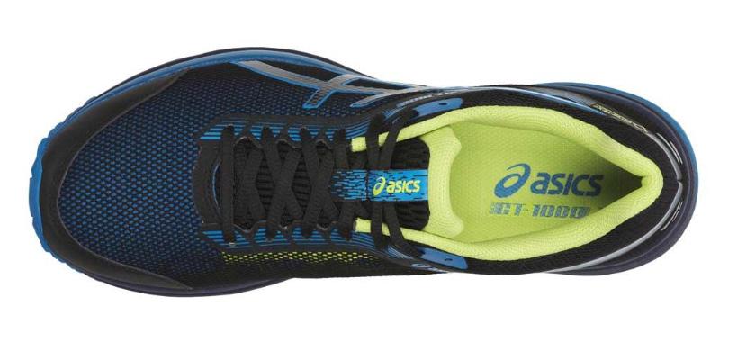 Asics GT-1000 7 GTX, upper