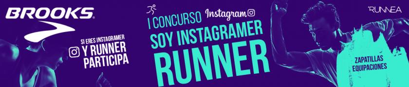 concurso brooks instagram runnea