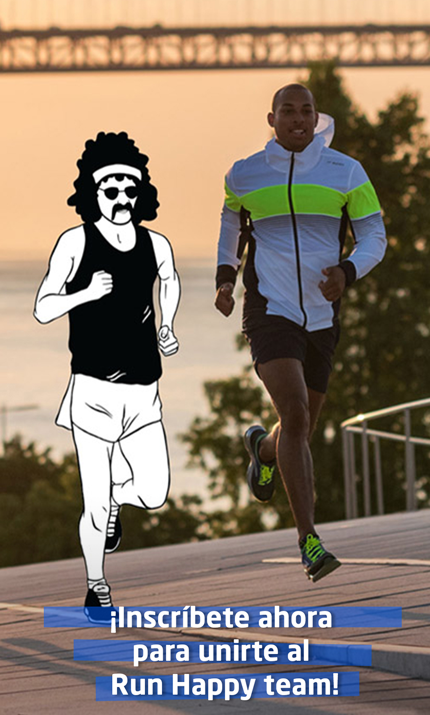 Brooks, running a tiempo completo - foto 2