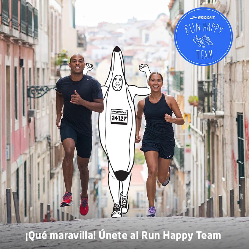 Comunidad Run Happy Team de Brooks Running: Cómo ser miembro - foto 1