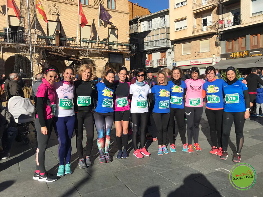 Cross del Día de Reyes Peralta 2019, runneantes femeninas - foto 2