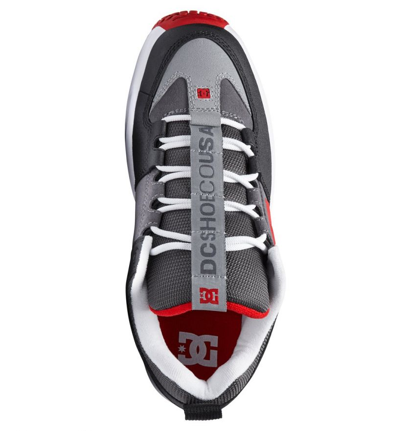 DC Shoes Lynx upper