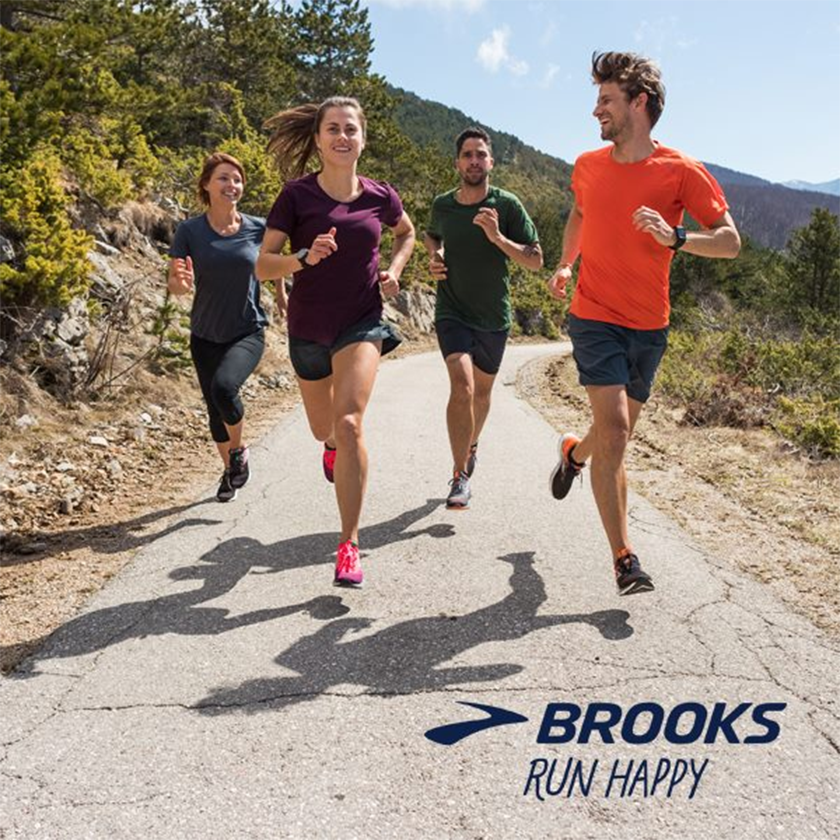 Tecnología GuideRails de Brooks Running, experiencia runner - foto 2