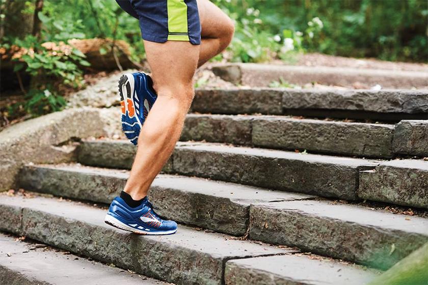Tecnología GuideRails de Brooks Running, soporte - foto 1